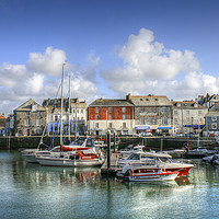 Buy canvas prints of Padstow Harbour by
