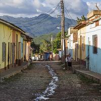 Buy canvas prints of Stunning scenery beyond Trinidad by Jason Wells