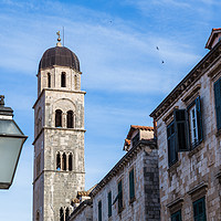 Buy canvas prints of The Stradun in Dubrovnik by Jason Wells