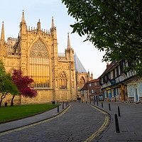 Buy canvas prints of York Minster. by Richard Pinder