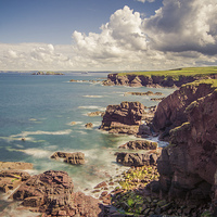 Buy canvas prints of Pembrokeshire Coast by The Hungry  Aperture