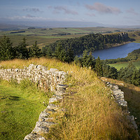 Buy canvas prints of Hadrian's Wall II by Brian Jannsen