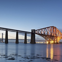 Buy canvas prints of  Forth Bridge by Stephen Taylor