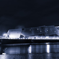 Buy canvas prints of The Deep in Hull by Gregory Culley