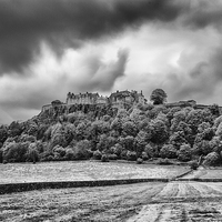 Buy canvas prints of  Stirling Castle by Ian Young
