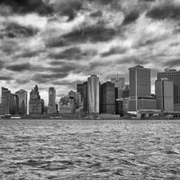 Buy canvas prints of Manhattan. by Mark Godden