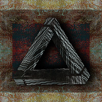 Buy canvas prints of Triangle Texture by Florin Birjoveanu