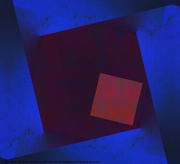 Crossing Texture Canvas print by Florin Birjoveanu