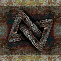 Buy canvas prints of Connection Stone by Florin Birjoveanu