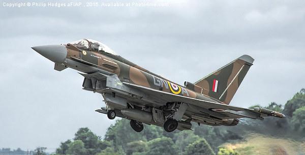 Typhoon FGR4 (2) Canvas print by Philip Hodges aFIAP ,