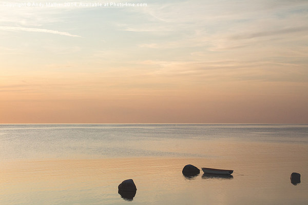 Swedish Serenity  Canvas print by Andy Mather