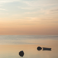 Buy canvas prints of Swedish Serenity  by Andy Mather
