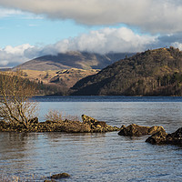 Buy canvas prints of Thirlmere by David Charlton