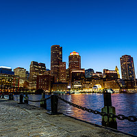 Buy canvas prints of Fan Pier, Boston, USA by Iso Max