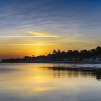 Buy canvas prints of Wells Beach Sunrise by Alan Simpson