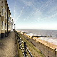 Buy canvas prints of Cromer by Alan Simpson