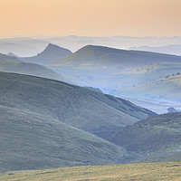 Buy canvas prints of Towards Parkhouse Hill by Andrew Ray
