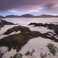 Buy canvas prints of Luskentyre Sunset by Andrew Ray