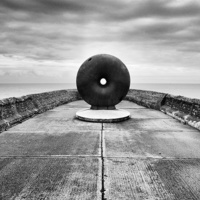 Buy canvas prints of Afloat, Brighton by Jeremy Moseley