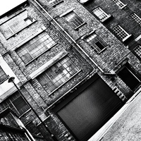 Buy canvas prints of  Urban architecture by Jeremy Moseley