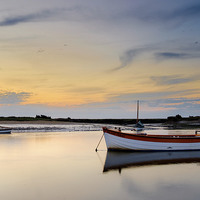 Buy canvas prints of Island Ferry by Richard Bowden