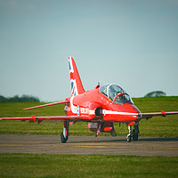 Buy canvas prints of red arrow by jason thompson