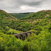 Buy canvas prints of Monsal viaduct by jason thompson