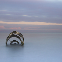 Buy canvas prints of St Mary's Shell by ashley barnard