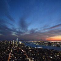 Buy canvas prints of  New York City by Euan McFarlane