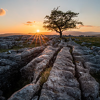 Buy canvas prints of Winskill Stones, Yorkshire Dales by Jonathan Smith