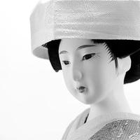 Buy canvas prints of  Japanese figure by Robert Stocker