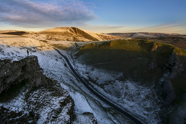 Mamtor at Rise Canvas print by Andy Evans
