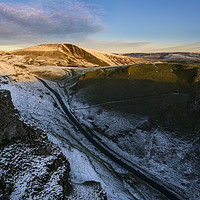 Buy canvas prints of Mamtor at Rise by Andy Evans