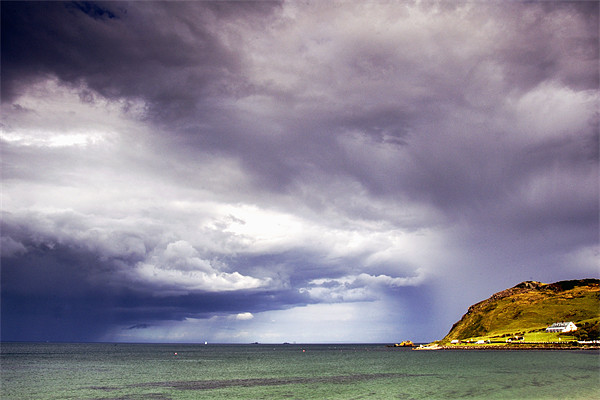 Storm Approaching. Print by Stephen Maxwell
