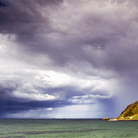Buy canvas prints of Storm Approaching. by Stephen Maxwell