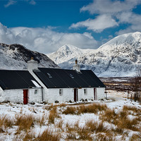 Buy canvas prints of Black Rock Cottage by sharpimage.net