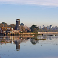 Buy canvas prints of Langstone Mill by sharpimage.net