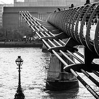 Buy canvas prints of Bridge by Kish Woolmore