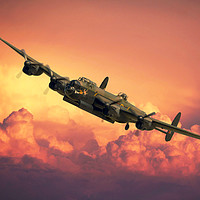 Buy canvas prints of Bombs away by Stephen Ward
