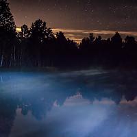 Buy canvas prints of Magic Mist by Svetlana Korneliuk