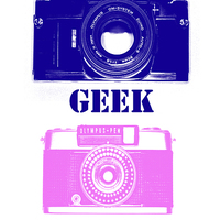 Buy canvas prints of Camera Geek, Photo Chic  by Chris Watson