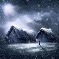 Buy canvas prints of  Going Home for Christmas by Svetlana Sewell