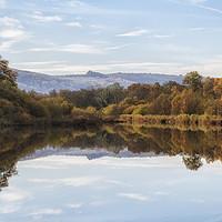 Buy canvas prints of Burton Mill Pond by Len Brook