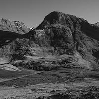 Buy canvas prints of Glen Coe, Scotland by David Rankin