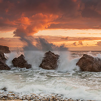 Buy canvas prints of The Four Sisters  by Phil Reay