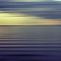 Buy canvas prints of North Sea Sunrise by Alan Wallace