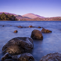 Buy canvas prints of Derwentwater by Paul Greenhalgh