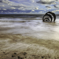 Buy canvas prints of Sea Storm by Philip Durkin CPAGB