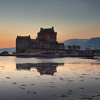Buy canvas prints of Eilean Donan Castle - Scotland by Philip Durkin CPAGB