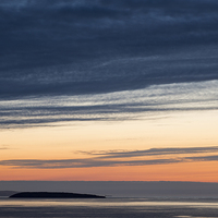 Buy canvas prints of Puffin Island by Peter Holyoak